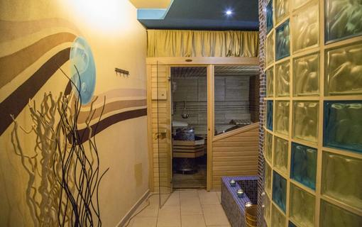 Hotel Centrum Harrachov wellness - sauna