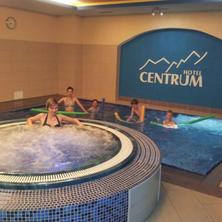 Hotel Centrum Harrachov-pobyt-Relaxační pobyt na horách o víkendu