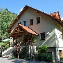 Hotel Chata Polanka Nové Hrady