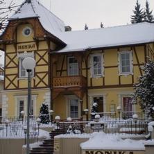 Zimní romantika - Luhačovice