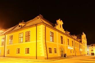 Wellness hotel REZIDENCE-Nové Hrady-pobyt-Novohradský quintet s nápoji zdarma