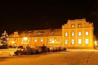 Wellness hotel REZIDENCE-Nové Hrady-pobyt-Novoroční relaxace
