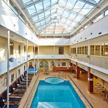 Wellness hotel REZIDENCE-Nové Hrady-pobyt-5ti denní letní wellness s nápoji ZDARMA