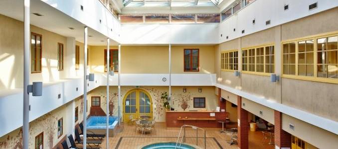 Wellness hotel REZIDENCE-Nové Hrady-pobyt-(NE)VŠEDNÍ WELLNESS DNY s wellness a nealko nápoji zdarma