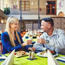 Wellness hotel REZIDENCE-Nové Hrady-pobyt-Víkendový speciál s nápoji ZDARMA