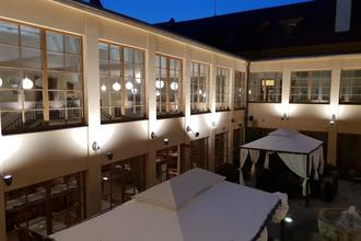 Wellness hotel REZIDENCE-Nové Hrady-pobyt-Mezisváteční minirelax TOP All Inclusive