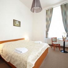 Wellness hotel REZIDENCE Nové Hrady