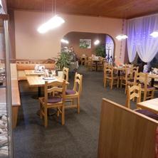 snídaňová místnost, restaurace
