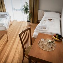 Pokoj hotelu KALIMETA s krásným výhledem