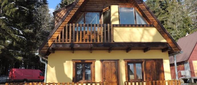 Chata Sandra Lipno nad Vltavou