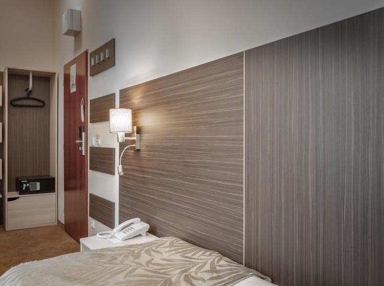 Standard jednolůžkový pokoj