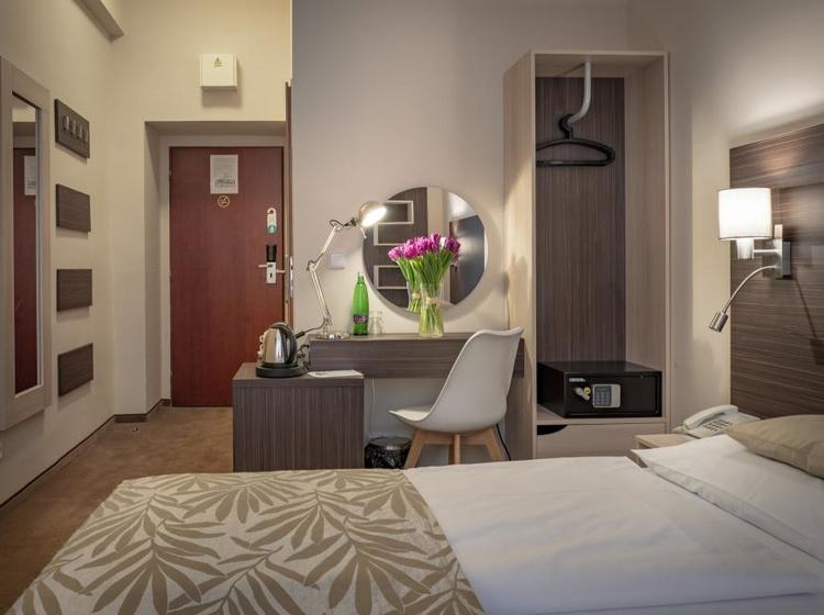 Standard dvoulůžkový pokoj