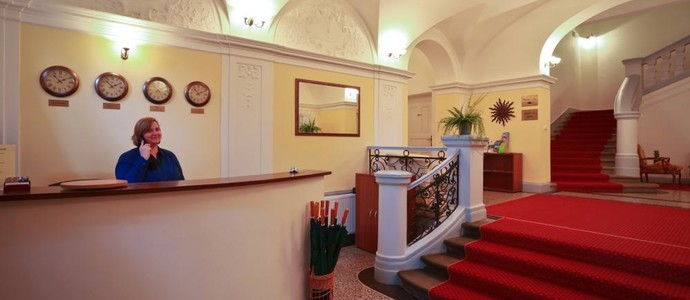 Hotel U Svatého Jana Praha 1122977060