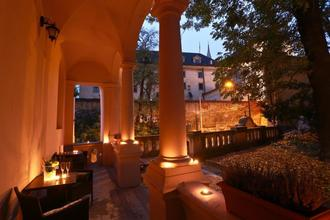 Hotel U Svatého Jana-Praha-pobyt-Romantická Praha v Honeymoon Suite