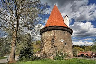 Krumlovská Věž Český Krumlov 49353088