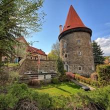 Krumlovská Věž Český Krumlov