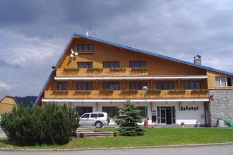 Písek-Wellness Hotel BAHENEC