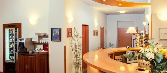 Cloister Inn Hotel Praha 1123035046