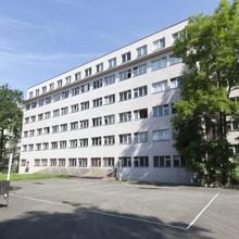 VŠ kolej Sinkule Praha
