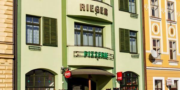 Hotel Rieger Jičín