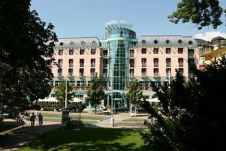 Hotel Cristal Palace Mariánské Lázně