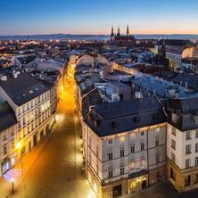 Hotel SENIMO-Olomouc-pobyt-Poznejte krásy Olomouce s výhodnou regionální kartou od Hotelu Senimo