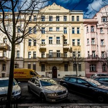 Modern Apartment Riegrovy sady Praha