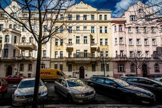 Modern Apartment Riegrovy sady Praha 33402556