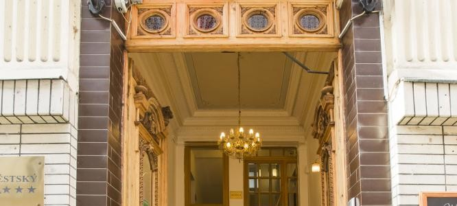 Novoměstský hotel Praha 1133533851