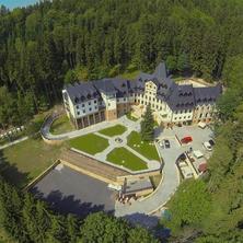 Spa Hotel Zámek Lužec Nejdek