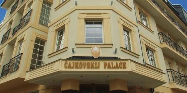 Spa Hotel Čajkovskij Palace Karlovy Vary 1133535209