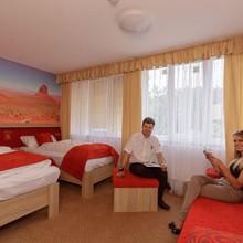 Hotelový resort Šikland Zvole