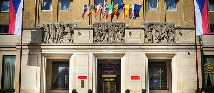 Hotel International Prague - SNÍDANĚ A PARKOVÁNÍ ZDARMA DO 30.11.2020 Praha 1133536615