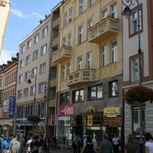 Apartmán Varšavská 15A Albert