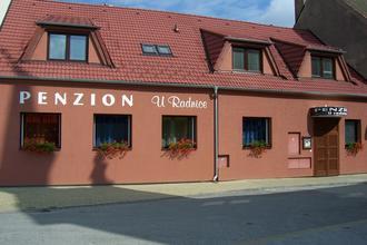 Penzion u Radnice Lomnice nad Lužnicí