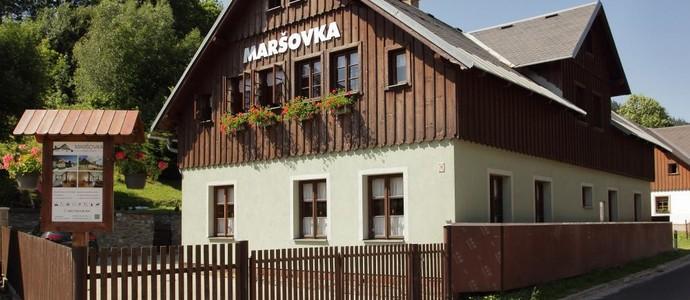 Chalupa Maršovka Horní Maršov