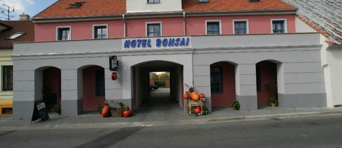 Hotel Bonsai Mikulov