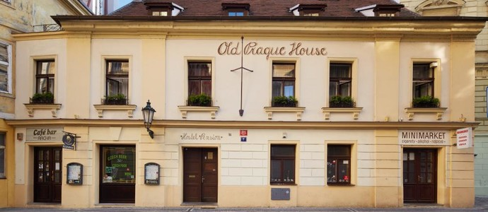 hostel Old Prague House Praha