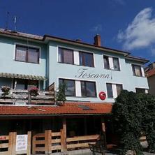Penzion a restaurace Toscana Brno