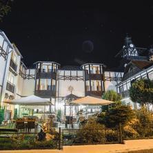 Schlosshotel Mariánské Lázně Velká Hleďsebe