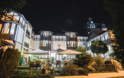 Pivní Wellness na 3 noci-Schlosshotel Mariánské Lázně 1151482037