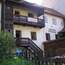 Penzion U svaté Kateřiny Rožmberk nad Vltavou