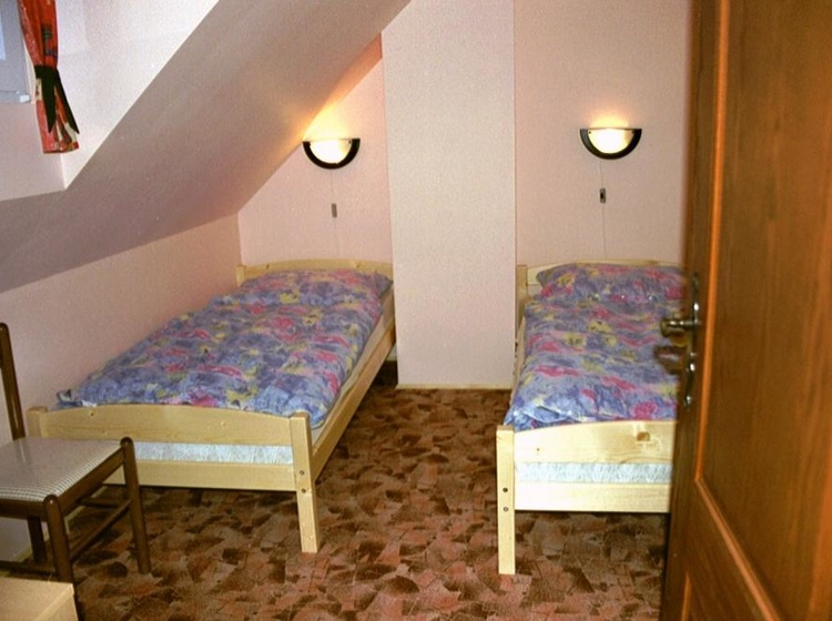 Apartmá ložnice