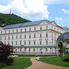 Lázeňský hotel Sadový Pramen Karlovy Vary