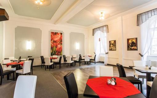 Lázeňský hotel Sadový Pramen Kavárna
