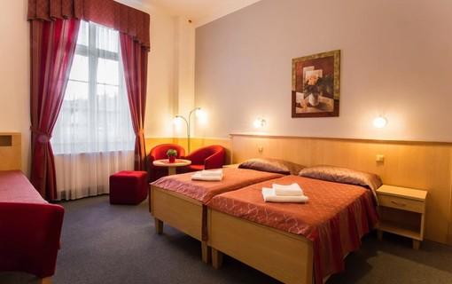 Relaxační pobyt v Karlových Varech-Lázeňský hotel Sadový Pramen 1153946273