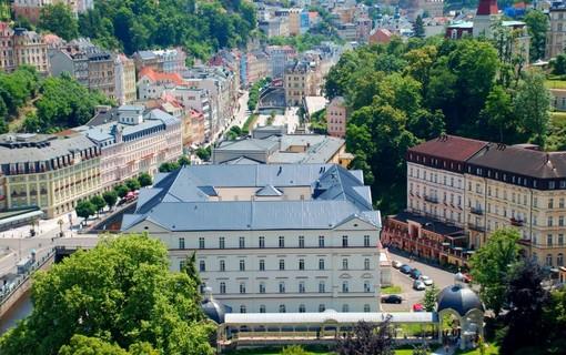 Krátká relaxace v Karlových Varech-Lázeňský hotel Sadový Pramen 1156993569