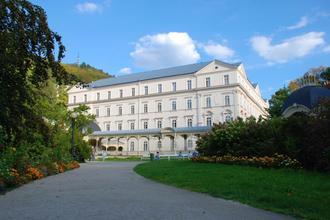 Lázeňský hotel Sadový Pramen-Karlovy Vary-pobyt-Krátká relaxace v Karlových Varech