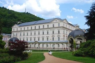 Karlovy Vary-pobyt- Léčebně relaxační pobyt na 14 nocí