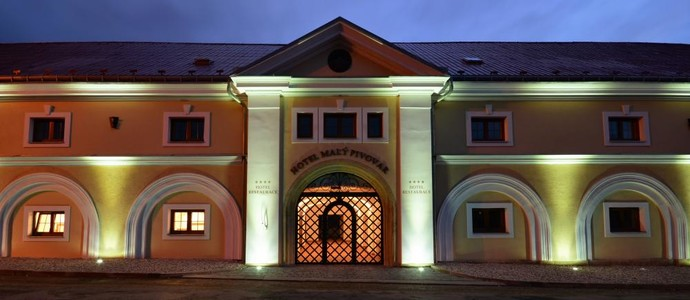 Hotel Malý Pivovar Klášter Hradiště nad Jizerou 1123609384